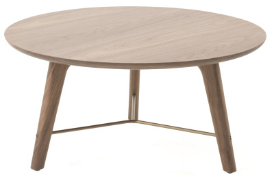 Utility Coffee Table Walnut