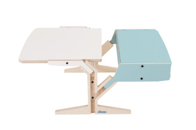 Vegetale Coffee Table - Box & Horizontal Tablet Butterfly Blue