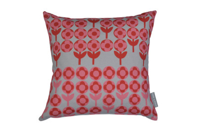 Verdure Cushion Rose