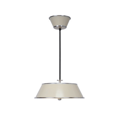 Victor Pendant Light Cream