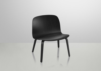 Visu Lounge Chair Black
