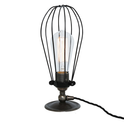 Vox Vintage Cage Table Lamp