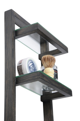 Wall Shelf Zone Wall shelf zone - Dark oak