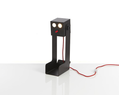 Wally Desk Lamp Wally black