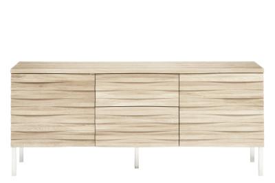 Wave Sideboard Limed Oak