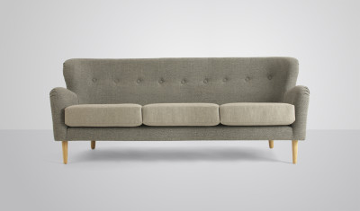 Wilbur 3 Seater Sofa