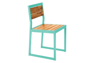 Wild Beauty Dining Chair Green