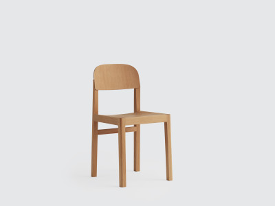Workshop Chair Oregon Pine