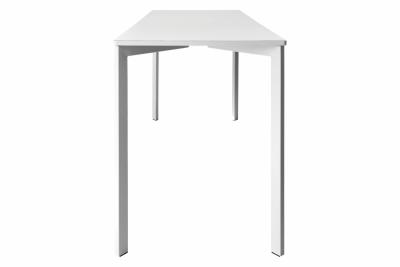 Y! Bar Laminate Table Gubi Laminate Black, 80x240 cm, Gubi Metal Black