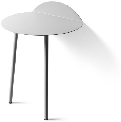 Yeh Wall Table Lighte Grey, Low