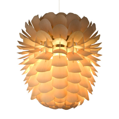 Zappy Pendant Light Ash