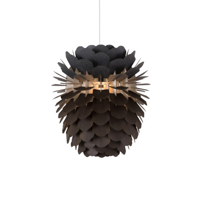 Zappy 'Small' Pendant light Smoked Oak