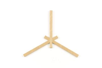 Zas Wooden Elements - Set of 3 1