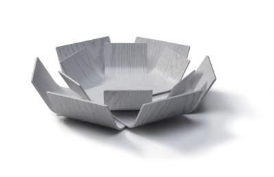 Lily bowls, white