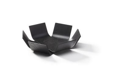 Lily bowl small, black