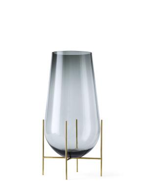 Echasse Vase Smoked