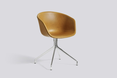 About A Chair AAC21 Leather Sierra SI0407 Lime,