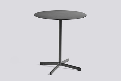 Neu Round Outdoor Table Charcoal