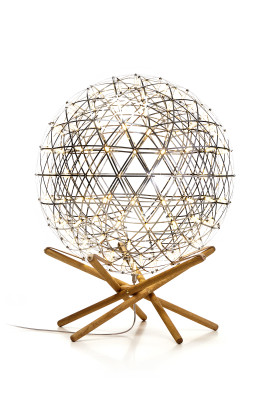 Raimond Tensegrity Floor Lamp 61 cm Diameter