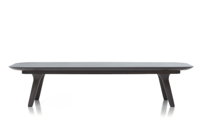 Zio Coffee Table - Rectangular Grey