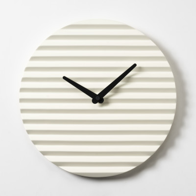 WaveCLOCK white