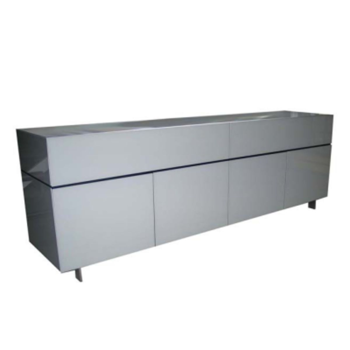 Globo Sideboard 2 With Cast Aluminium Legs Cabinets