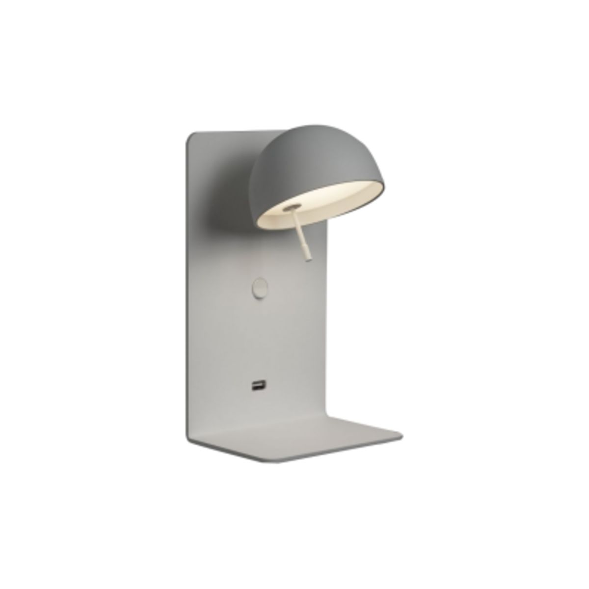 Beddy A/02 Wall Light White by BOVER | Clippings