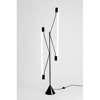 2 Tubes Floor lamp by Atelier Areti