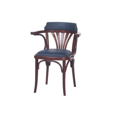 25 Chair upholstered by TON