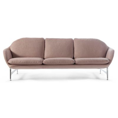 399 Vico 3 Seater Sofa by Cassina