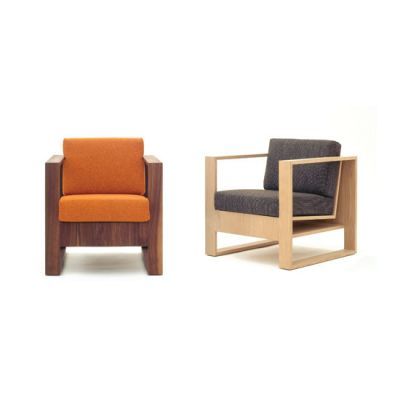 adagio Armchair by tossa