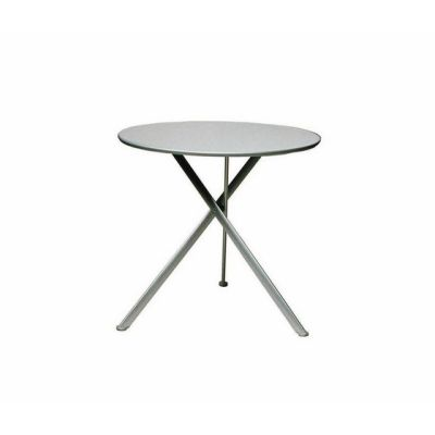 adeco Tripod aluminium table by adeco