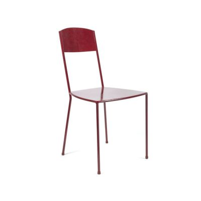 Adriana Chair bordeaux by Serax