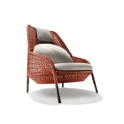 Ahnda Wing chair by DEDON