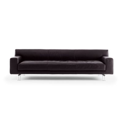 Alexander | 3-seater sofa by Mussi Italy