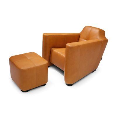 Alhambra armchair/footstool by Linteloo