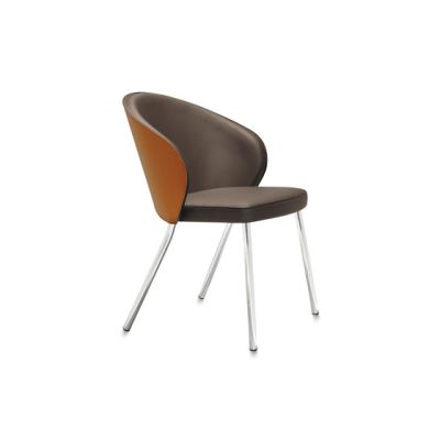 Antilla side chair by Frag