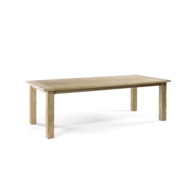 Asti rectangular dining tables by Manutti