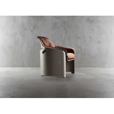 Avus Club chair 1920-12 by Plank