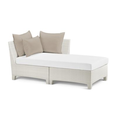 Barcelona Daybed left by DEDON