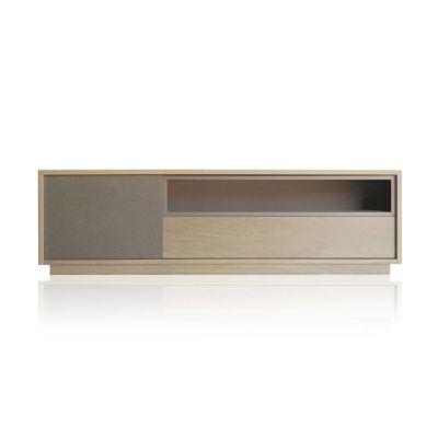 Basic TV module 1 door by Expormim