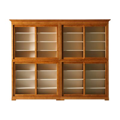 Biedermeier Composition 4 Modular Book cases biedermeier bookcase