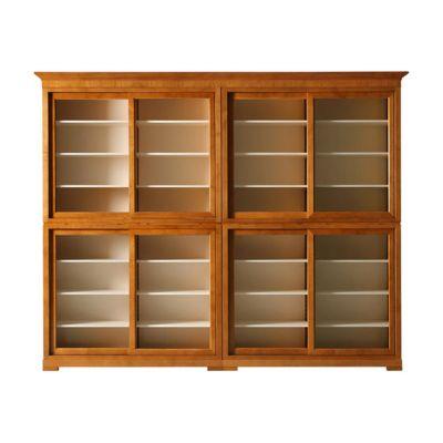 Biedermeier Composition 4 Modular Book cases