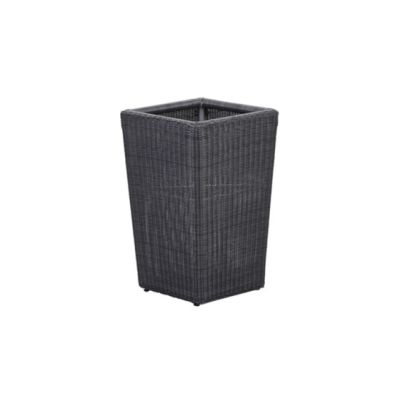 Biscay Small Honey Wicker Planter by Akula Living