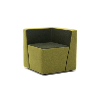 Bit armchair by Martela Oyj
