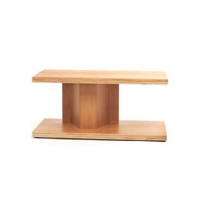 Bit Side Table 76 x 38 x 35 cm 76 x 38 x 35cm, Natural Oak