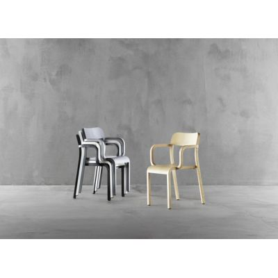 Blocco armchair 1475-40 by Plank