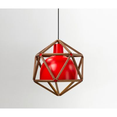 Block 2 Suspension lamp by Röthlisberger Kollektion