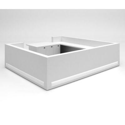 Blok Desk configuration 10 by isomi Ltd