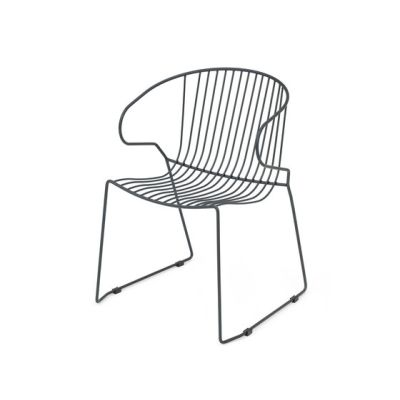 Bolonia chair by iSi mar